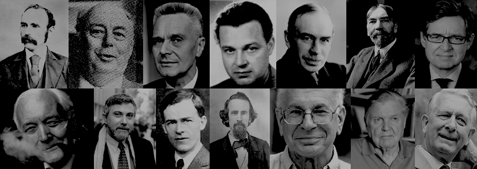 Famous Economists - Biographies, Theories, Books and ...